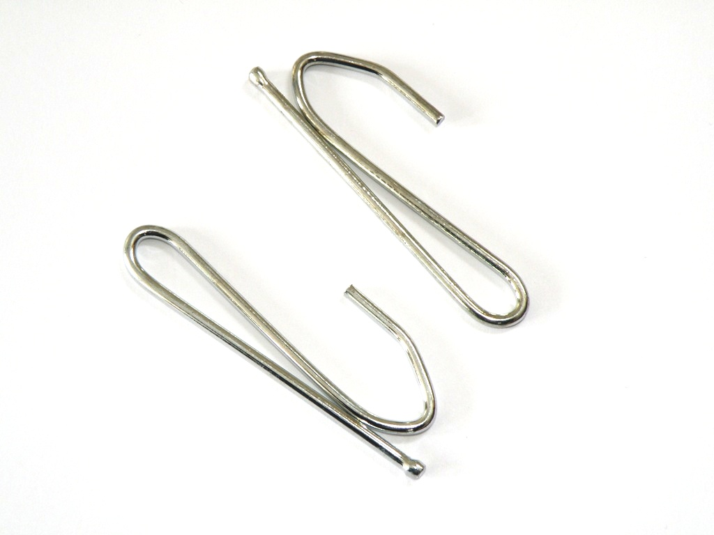 "Drapery Pin Hooks 2 1/2"" -Set of 35pcs"